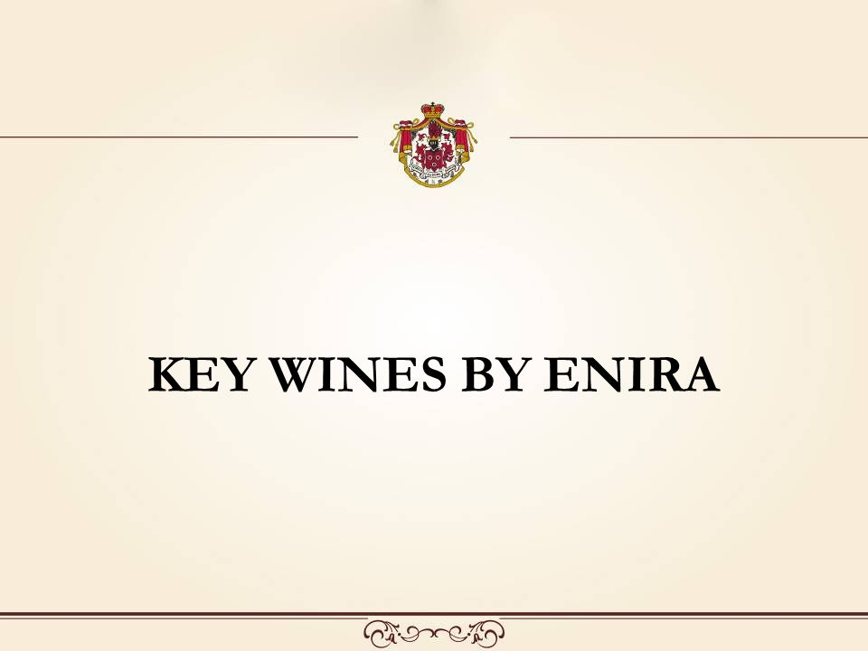 KEY WINES BY ENIRA