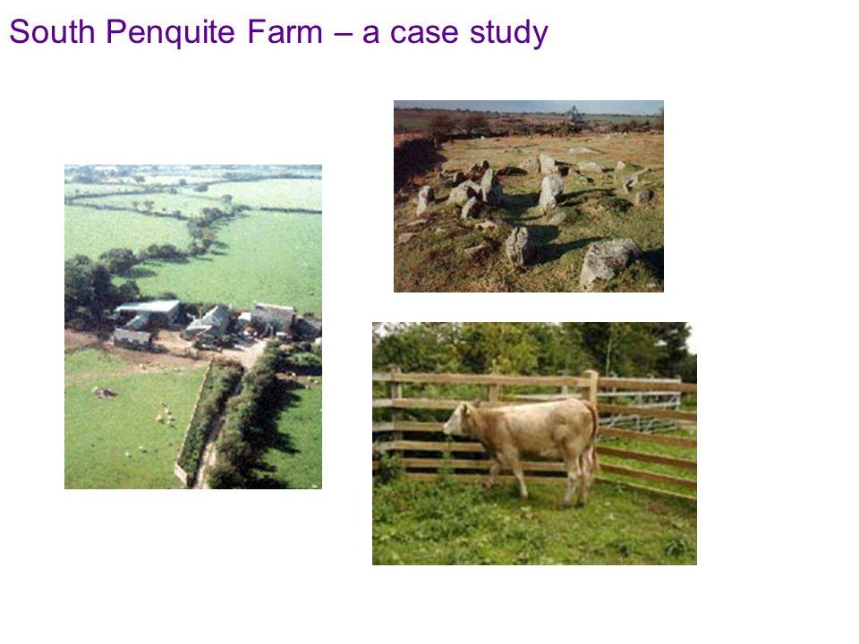 South Penquite Farm – a case study