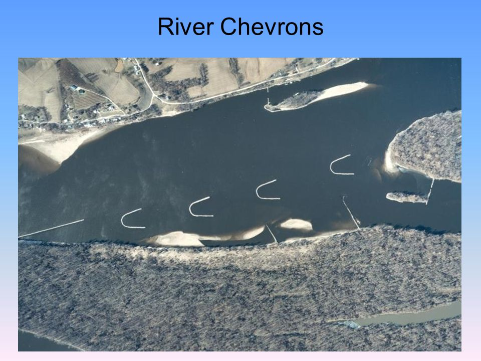 River Chevrons