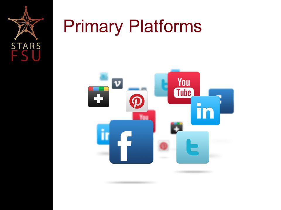 Primary Platforms