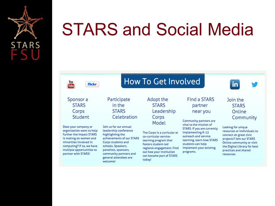 STARS and Social Media