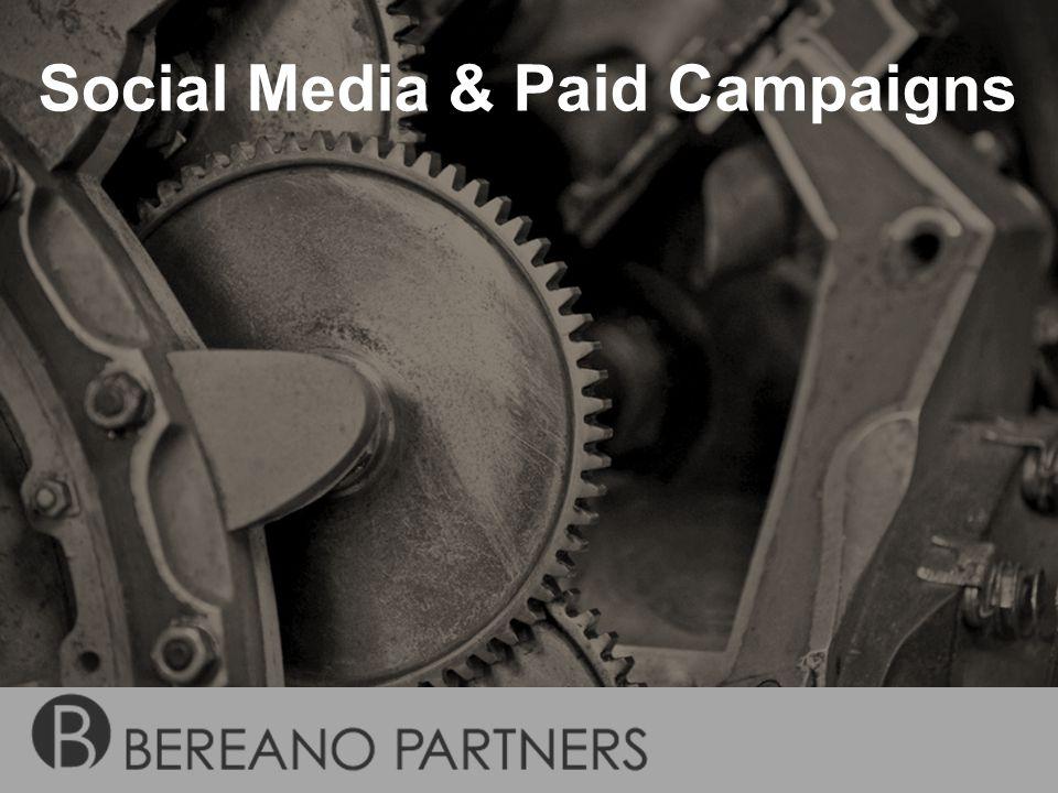 Social Media & Paid Campaigns