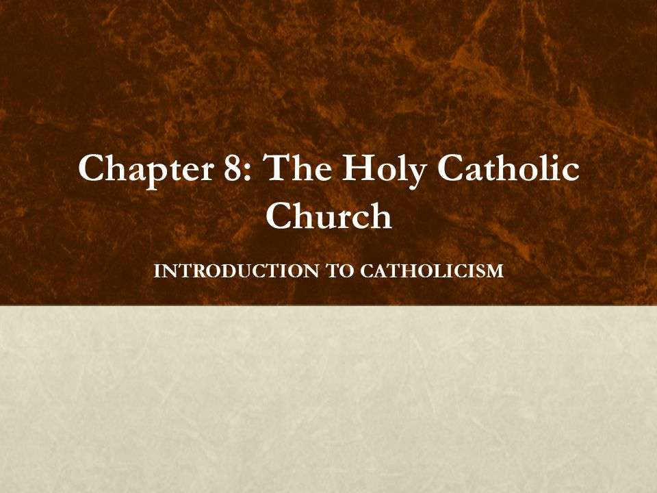 BASIC QUESTIONS  How is the Church a mystery. Is the Church necessary for salvation.