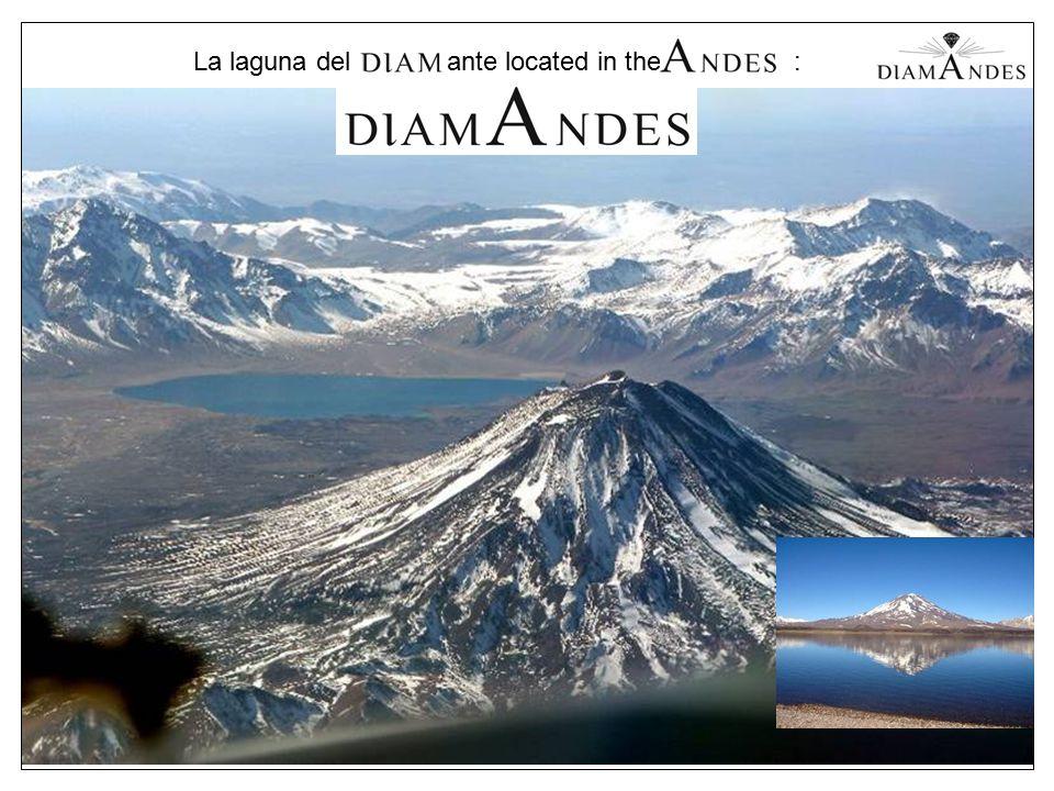La laguna del ante located in the :