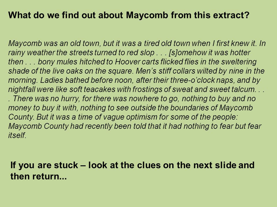 Clues How is Crooks made to seem vulnerable here.How is he contrasted with Lennie here.