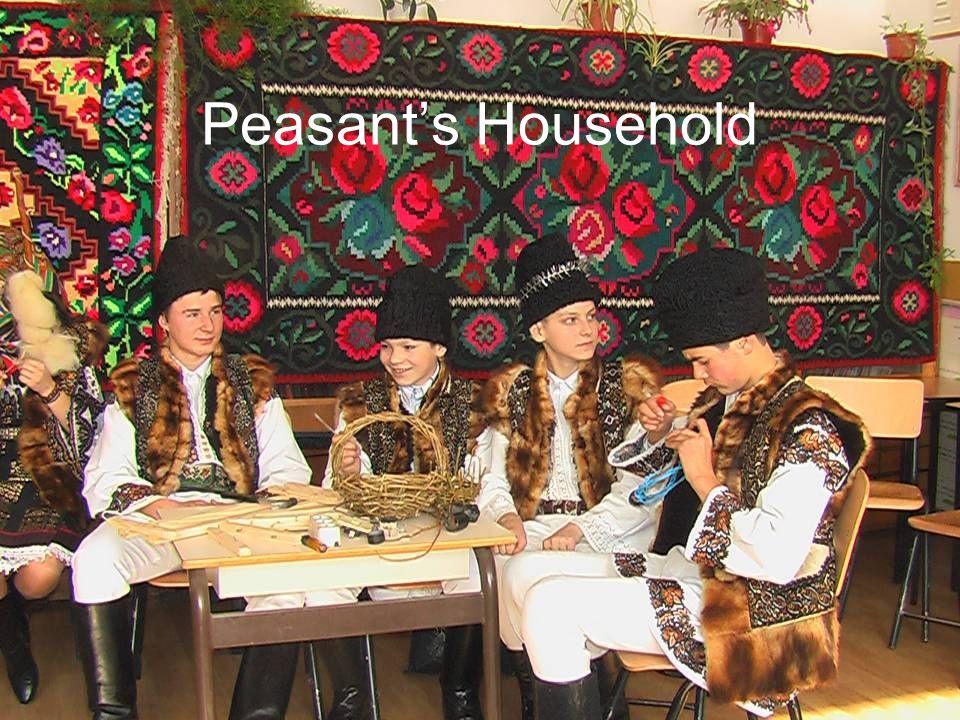 Peasant's Household