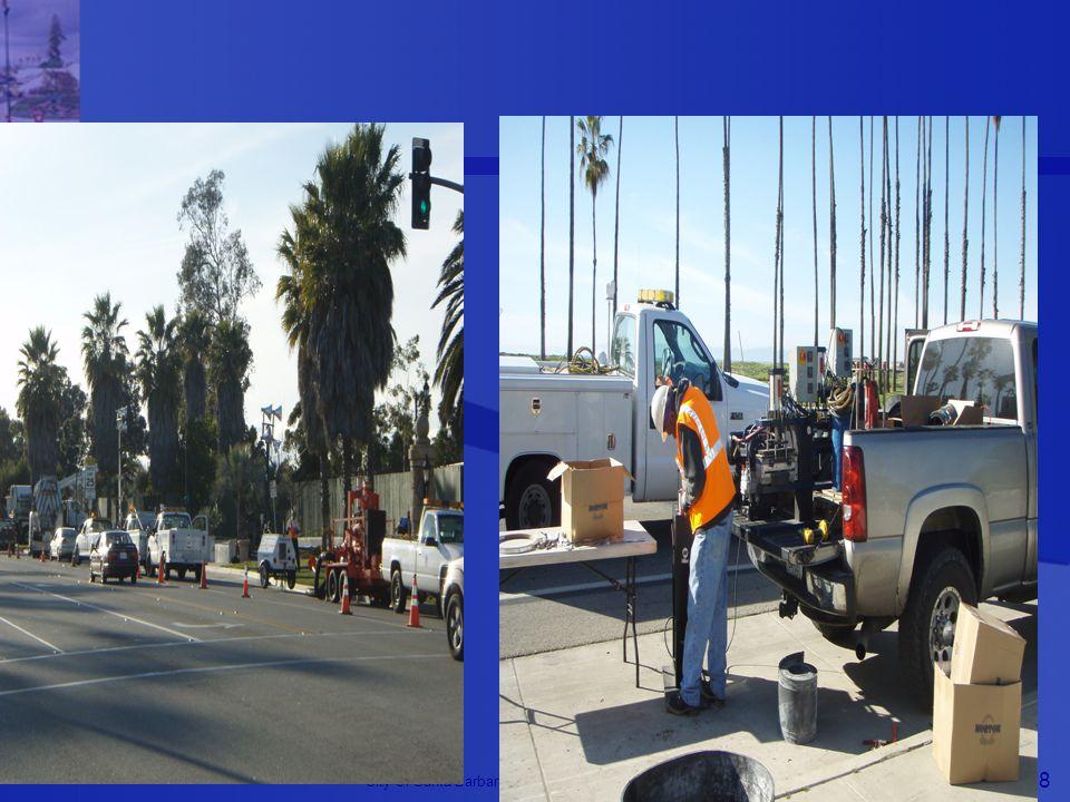 City of Santa Barbara Public Works Department 18