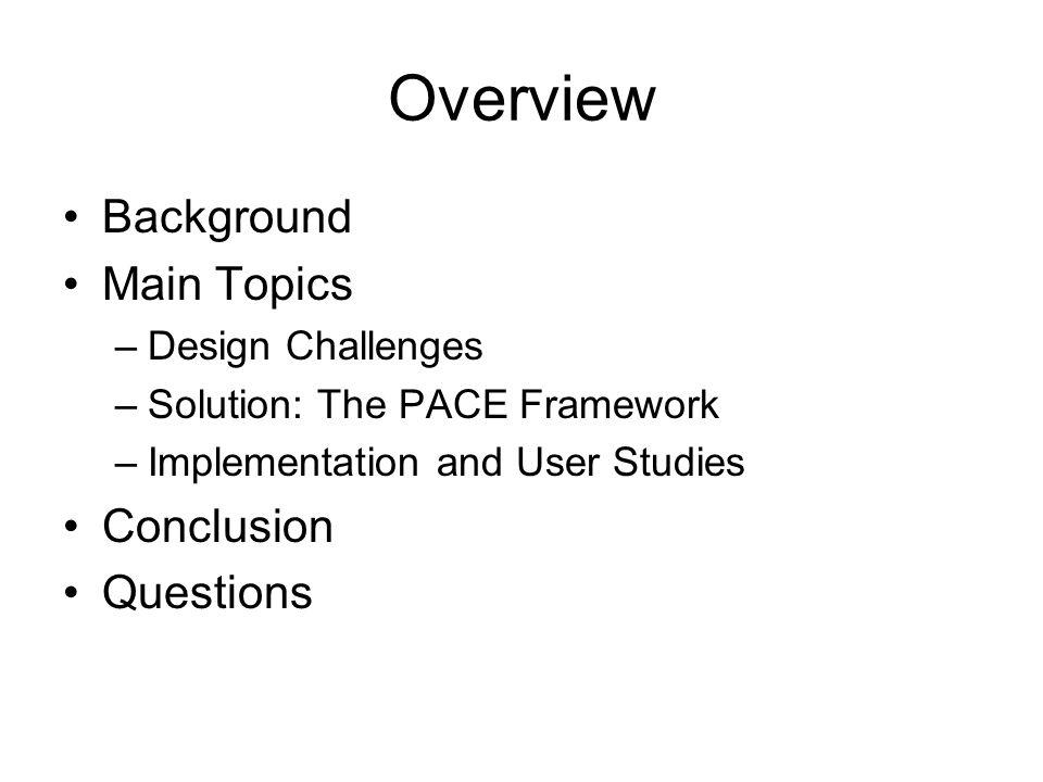 Curriculum Alphabet Vocabulary Images Pronunciations 2) Solution: The PACE Framework