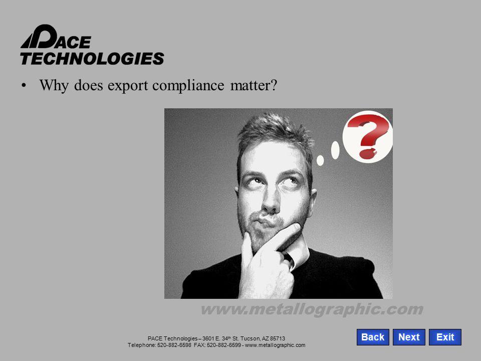 PACE Technologies – 3601 E. 34 th St.