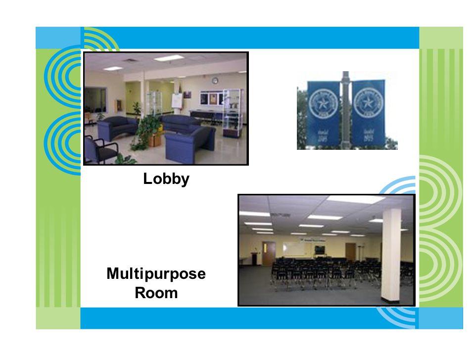 Multipurpose Room Lobby