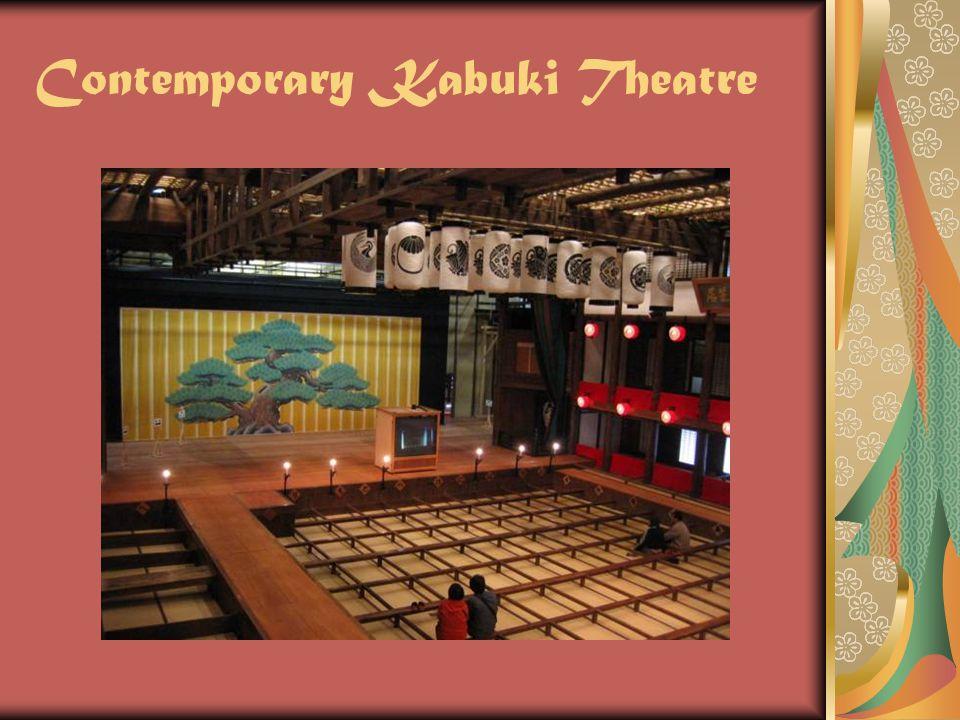 Contemporary Kabuki Theatre