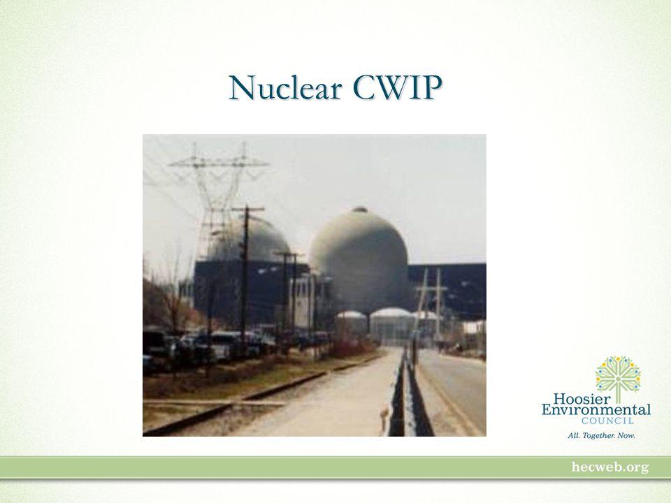 Nuclear CWIP