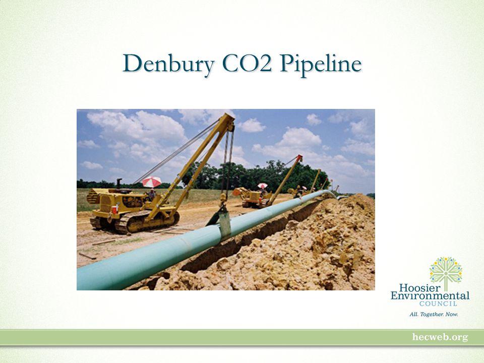 Denbury CO2 Pipeline