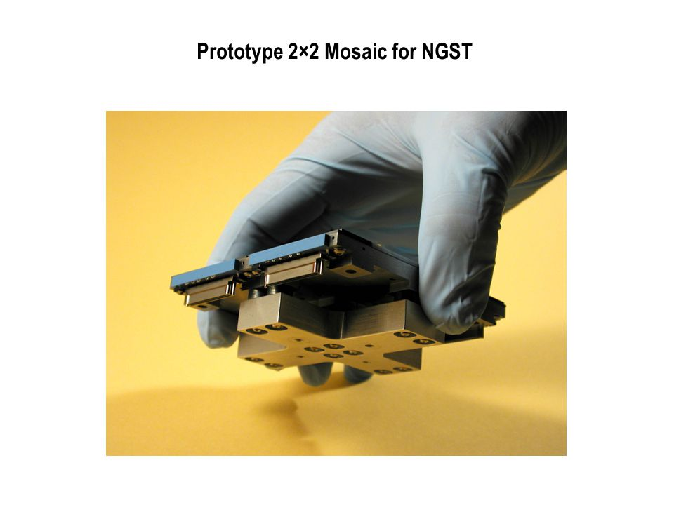 Prototype 2×2 Mosaic for NGST