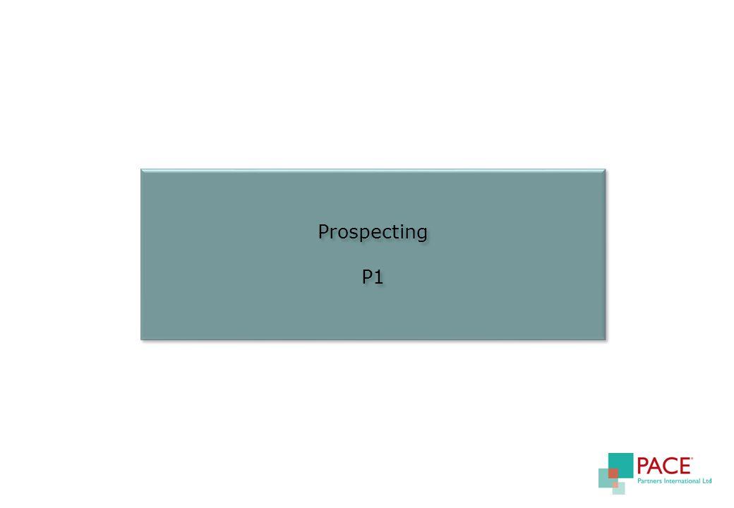 Prospecting P1