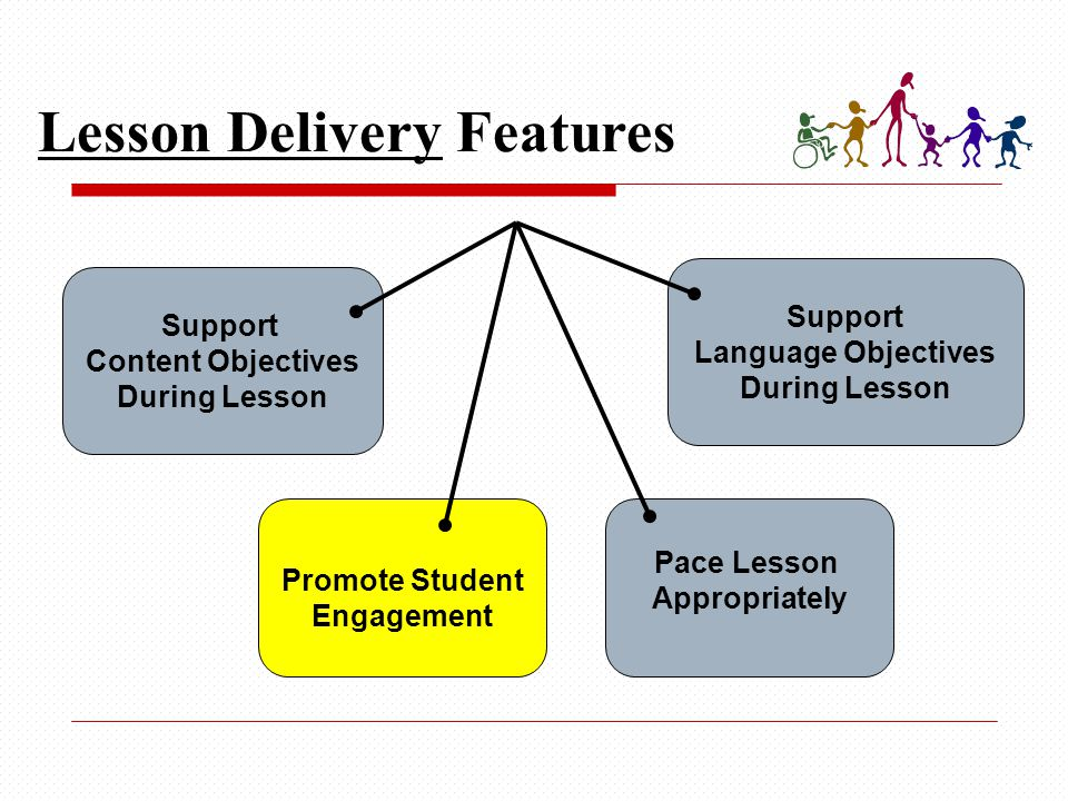 Factors that Contribute to High Levels of Student Engagement Well planned lessons Clear explanation of academic tasks or instruction Appropriate amount of time spent on an academic task ______________________________