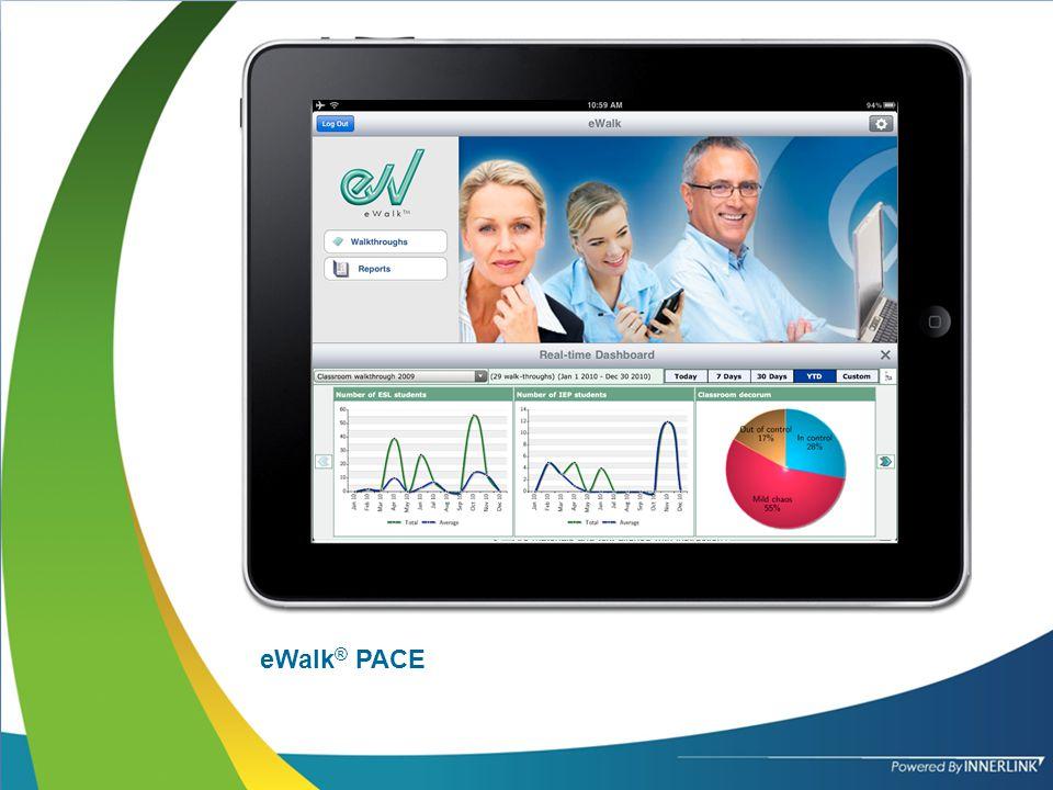 eWalk ® PACE