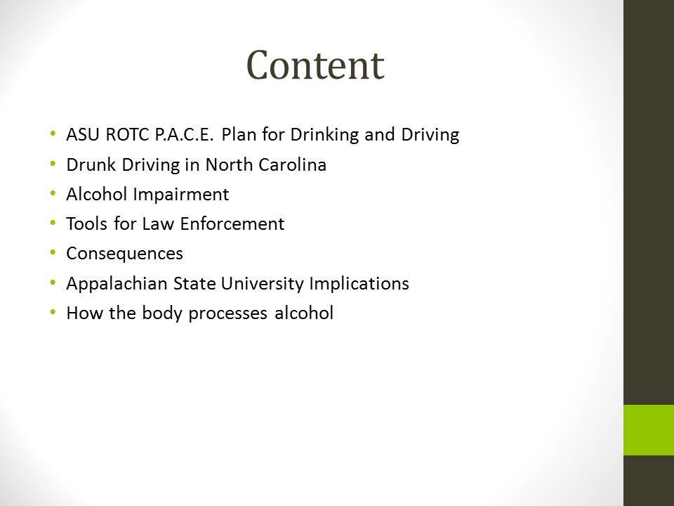 Content ASU ROTC P.A.C.E.