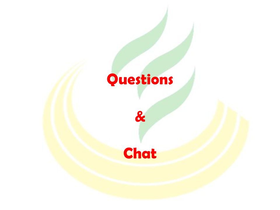 Questions & Chat