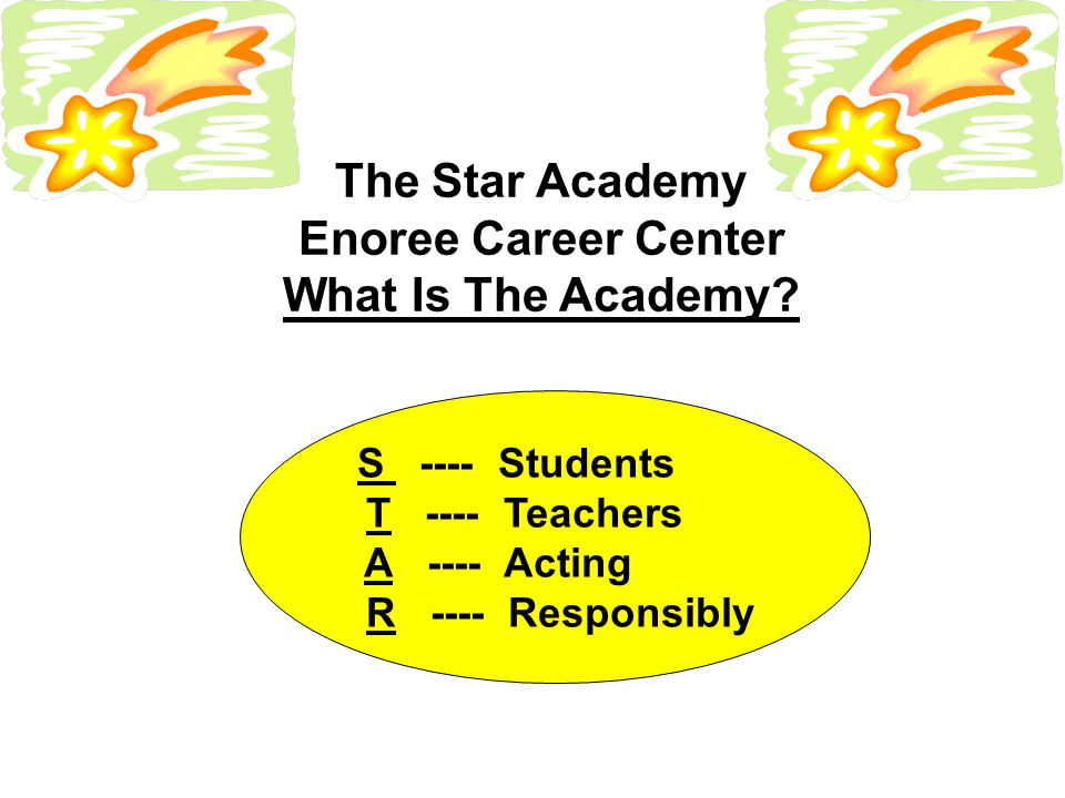 What Is The Star Academy.