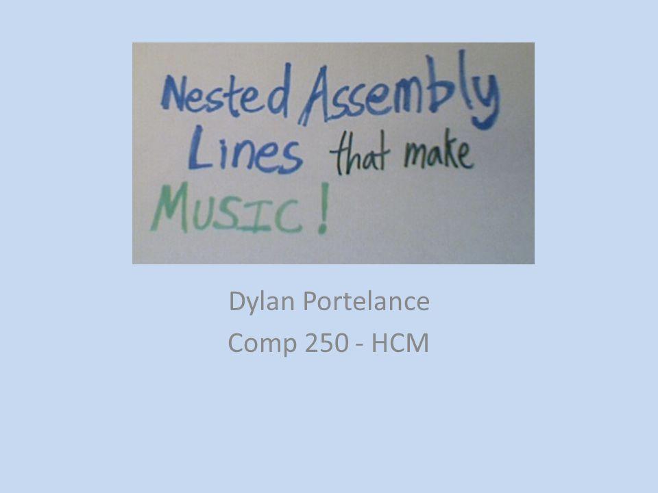 Dylan Portelance Comp 250 - HCM