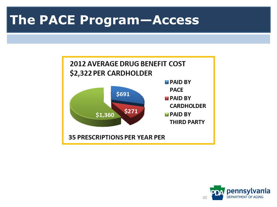 The PACE Program—Access 40