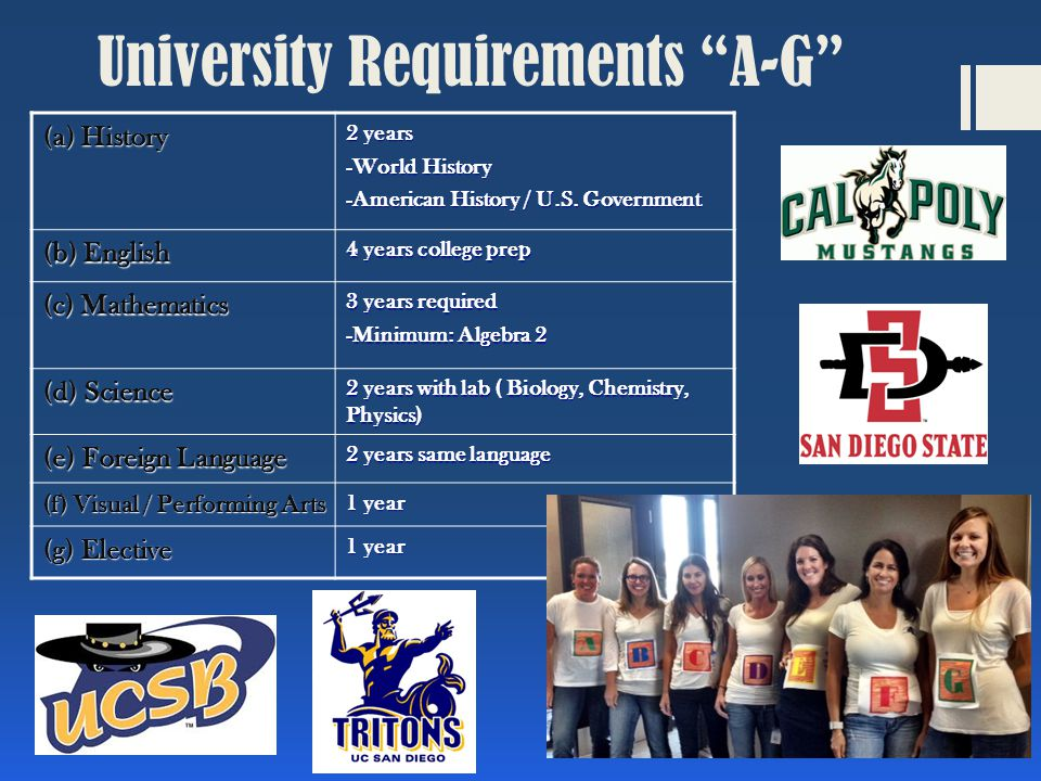 NCAA  If you are hoping to compete in a sport in college  Inform your counselor, your coach and the athletic director, Coach Meyer  Visit www.eligibilitycenter.org  You must register with NCAA in 11 th grade