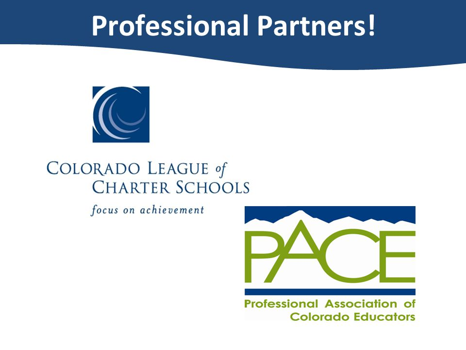 Professional Partners!