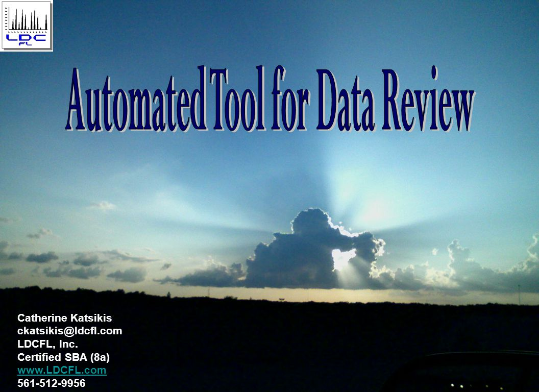 Introduction Automated Data Processing Tool (ADaPT) Statewide Implementation Challenges Implementation Successes Accomplishments Future Summary Overview