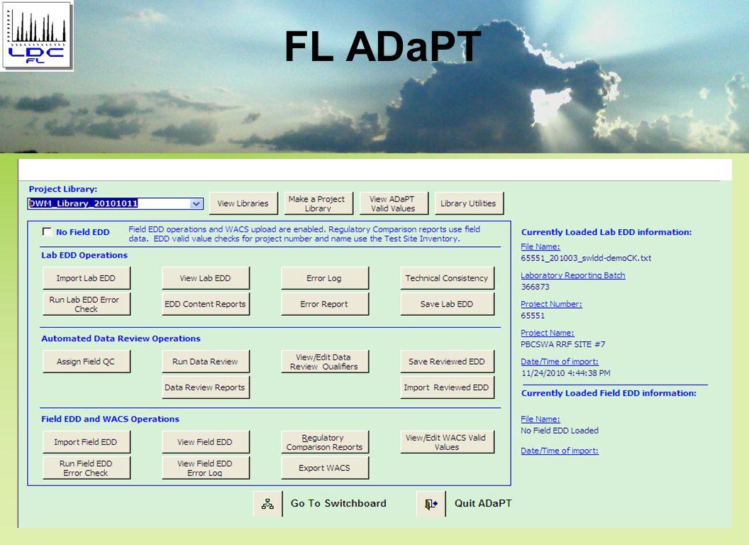 FL ADaPT