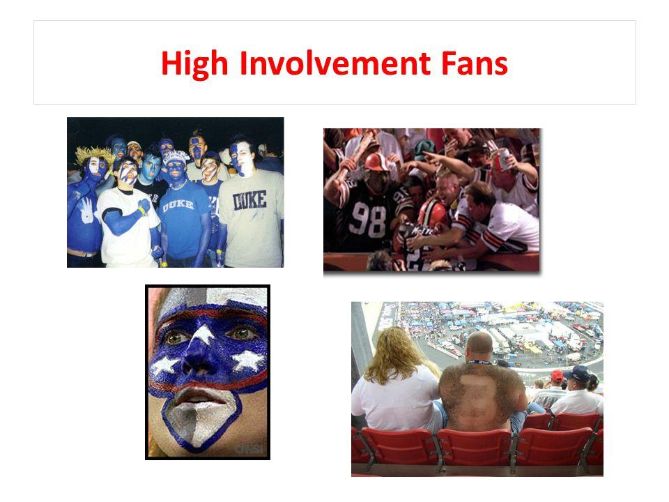 High Involvement Fans