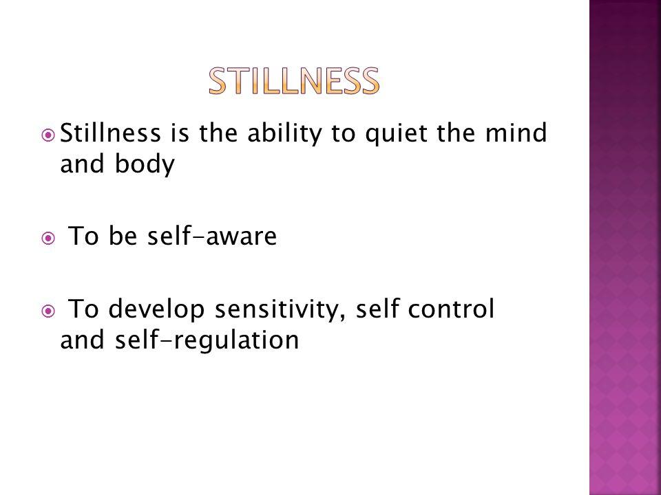 Stillness Listening Grounding Strength Community