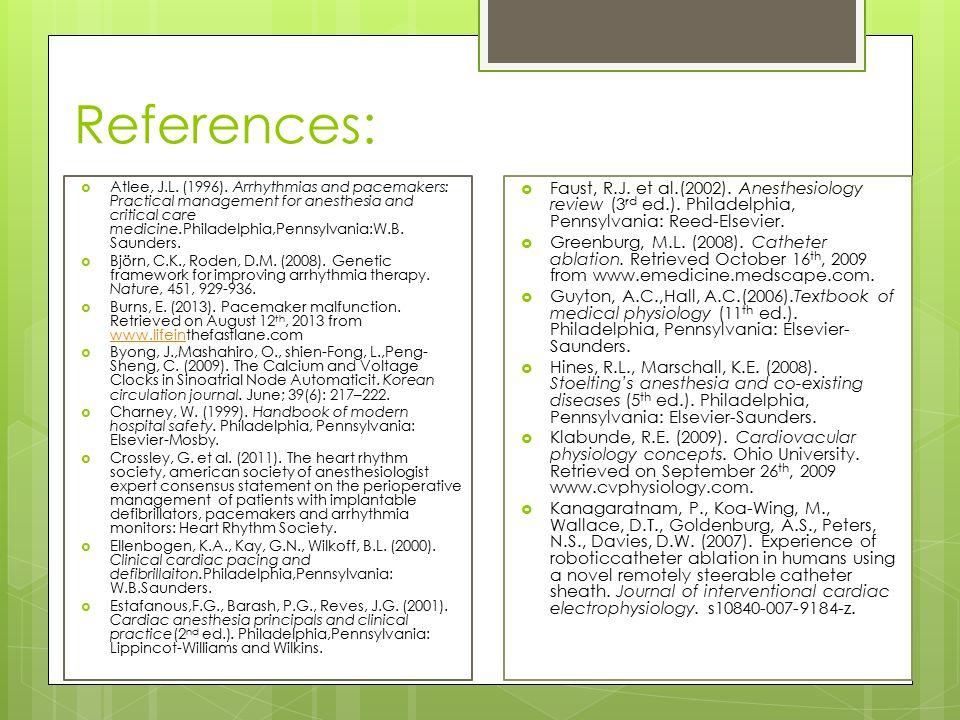 References:  Atlee, J.L. (1996).