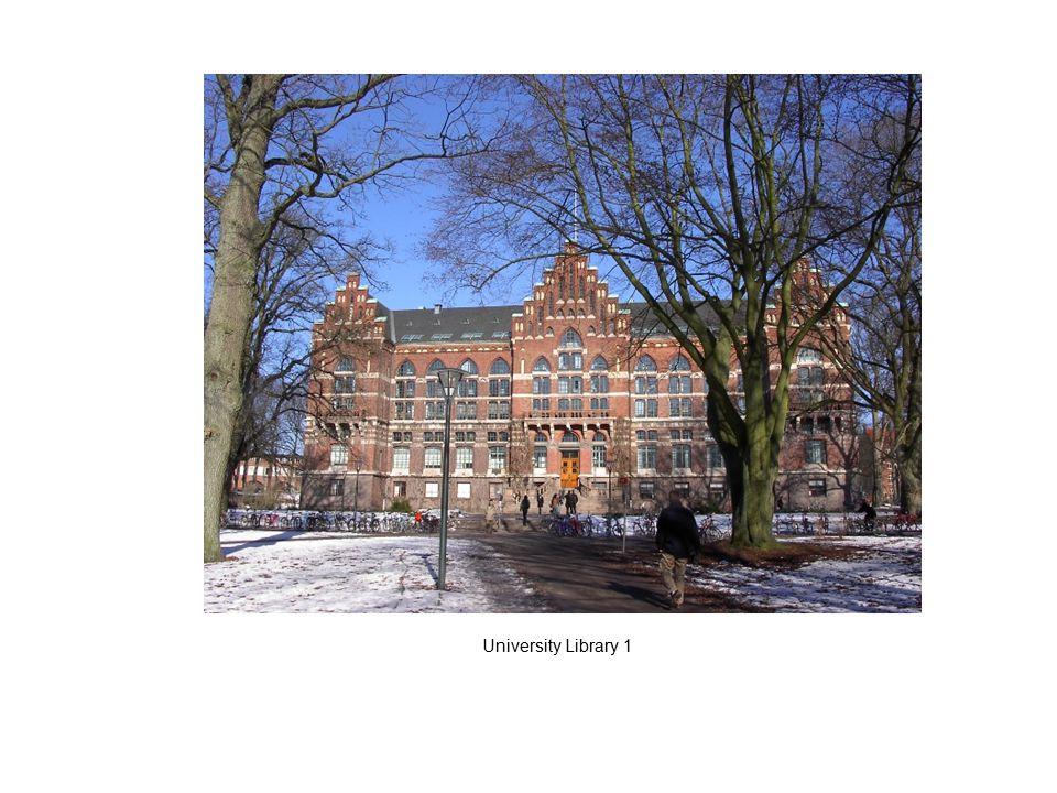 University Library 1
