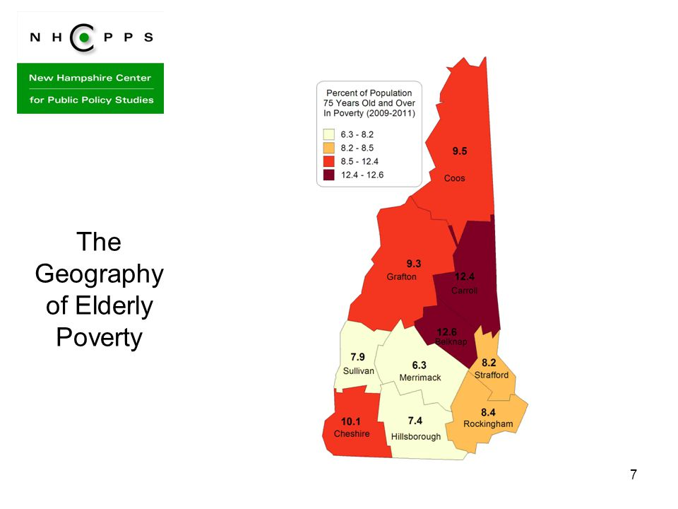 7 The Geography of Elderly Poverty