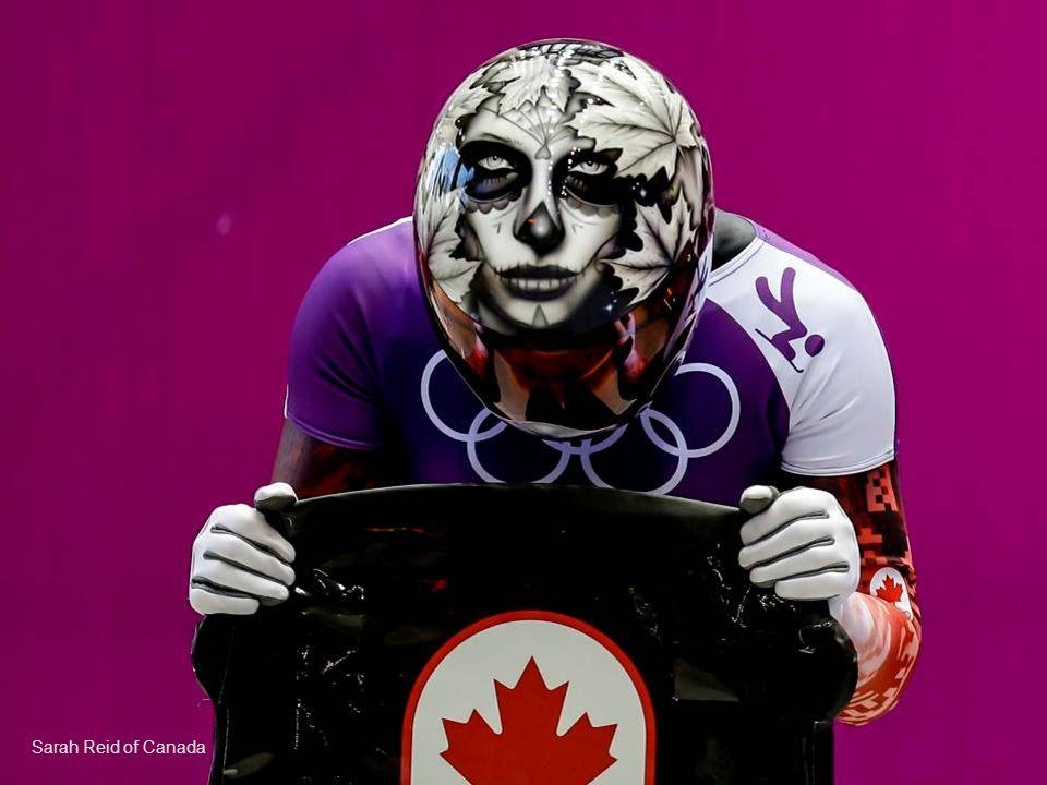 Sarah Reid of Canada
