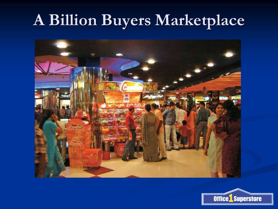 A Billion Buyers Marketplace