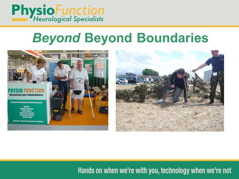 Beyond Beyond Boundaries