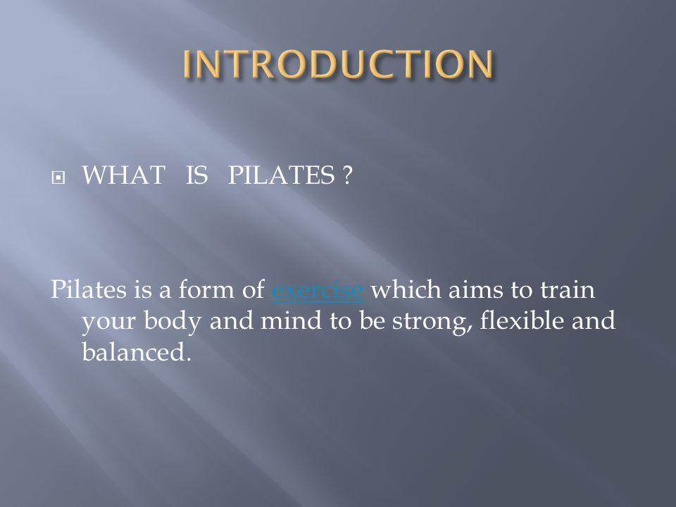  where does Pilates play major role .answer to this is DIASTASIS RECTI What is DIASTASIS RECTI .