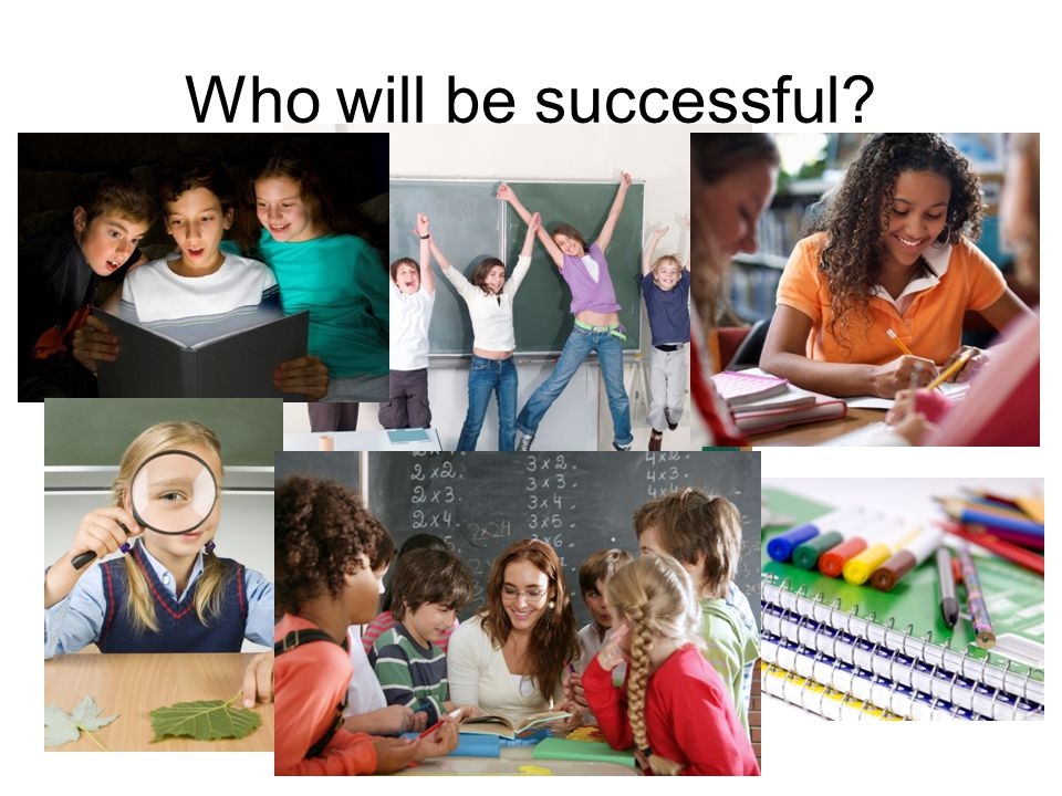Who will be successful