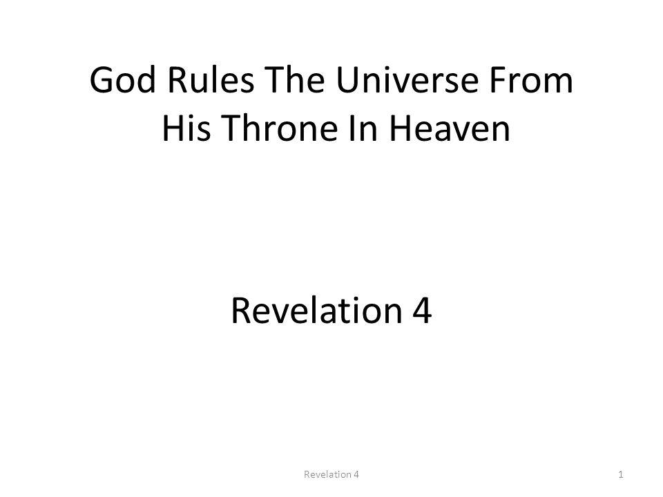 Rome Uncontested Ruler Of The World 2Revelation 4