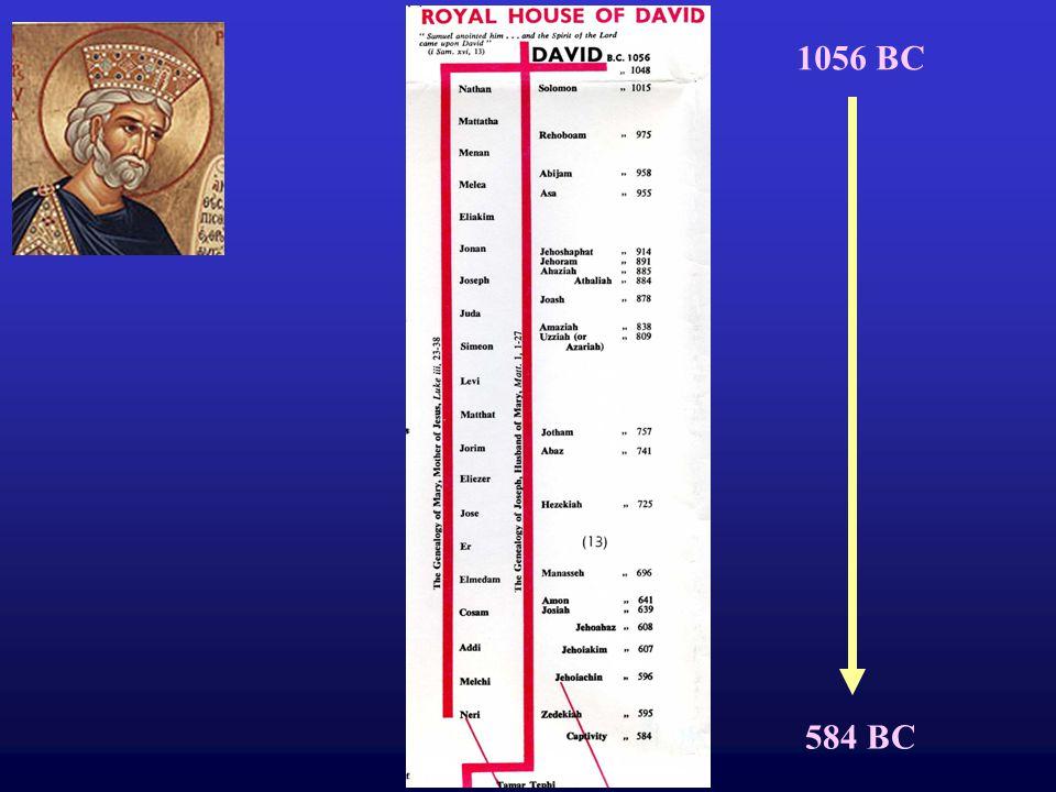 1056 BC 584 BC