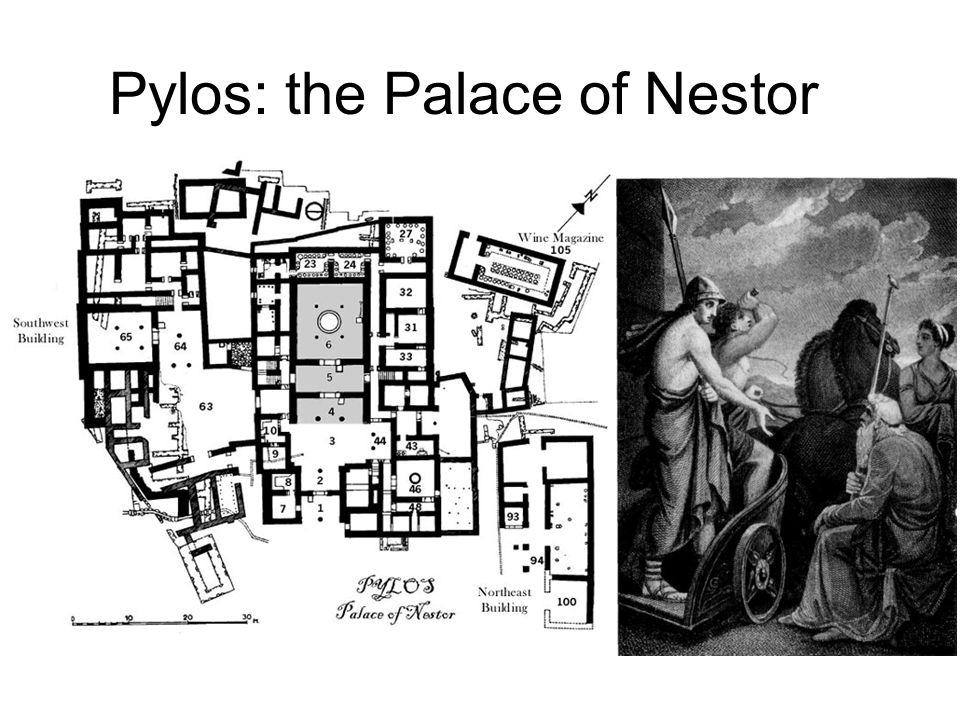 Pylos: the Palace of Nestor