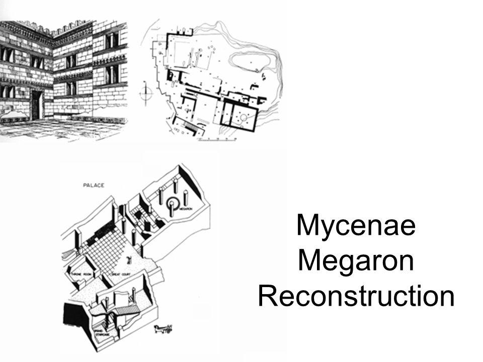 Mycenae Megaron Reconstruction