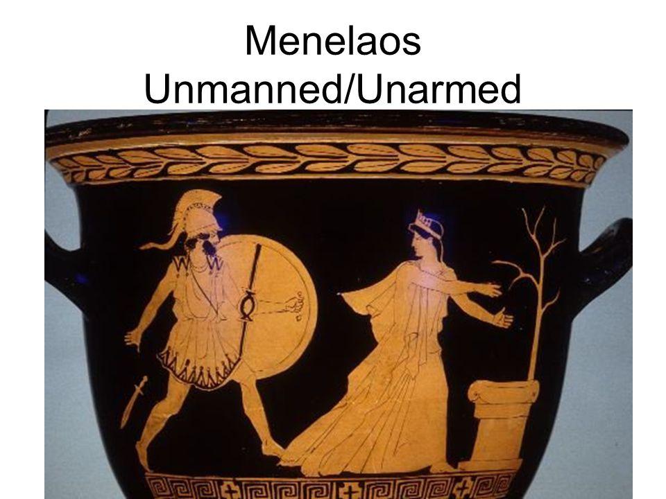 Menelaos Unmanned/Unarmed