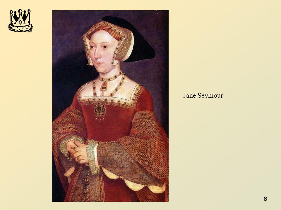 6 Jane Seymour