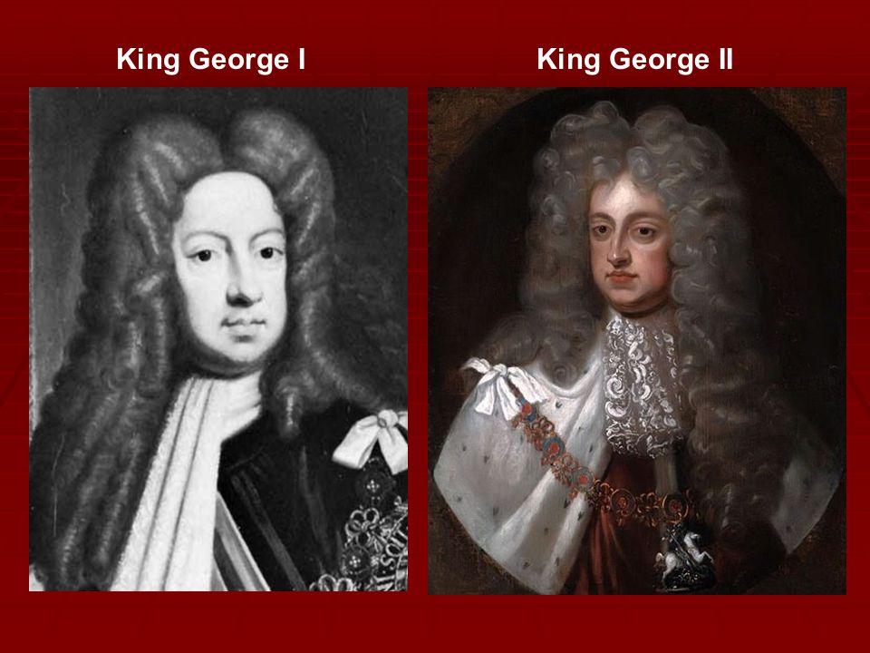 King George IKing George II