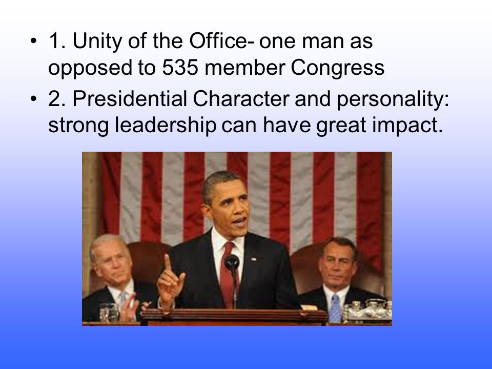 Growth of Presidential Power Where does president get his power? Article II Section 2 Other Non-Constitutional Roles