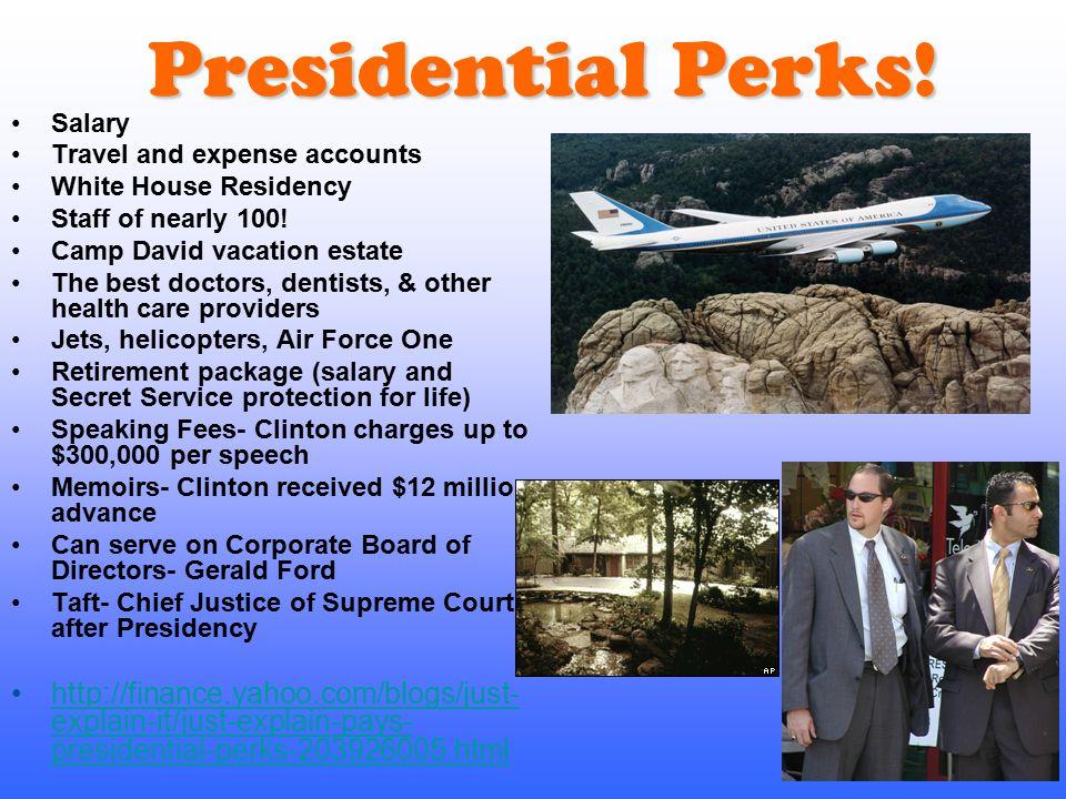 How do we elect a President.