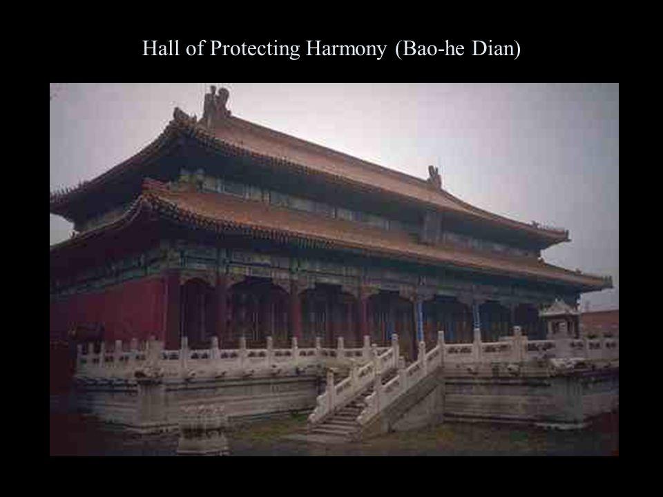 Hall of Protecting Harmony (Bao-he Dian)